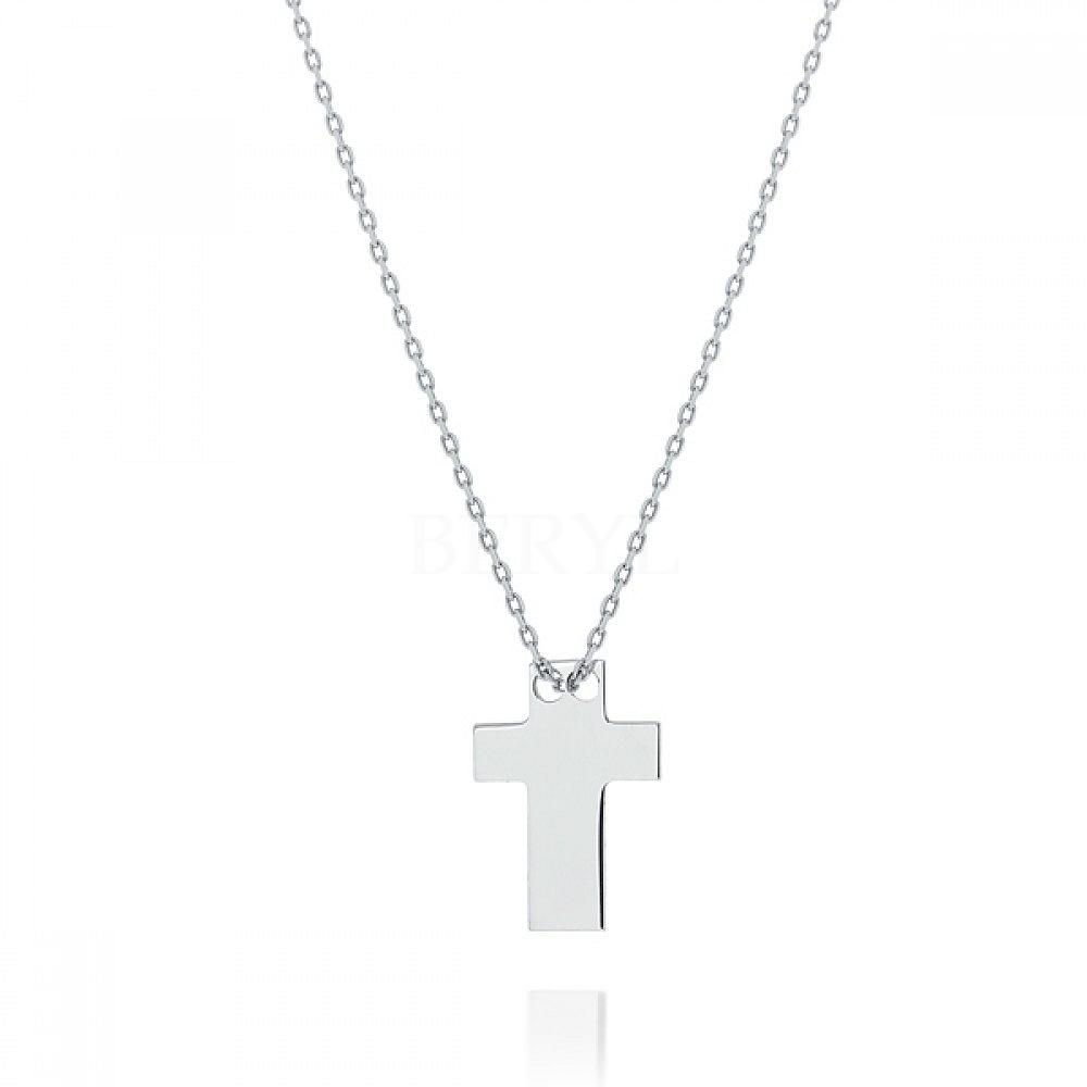 Naszyjnik Celebrytka Krzyżyk