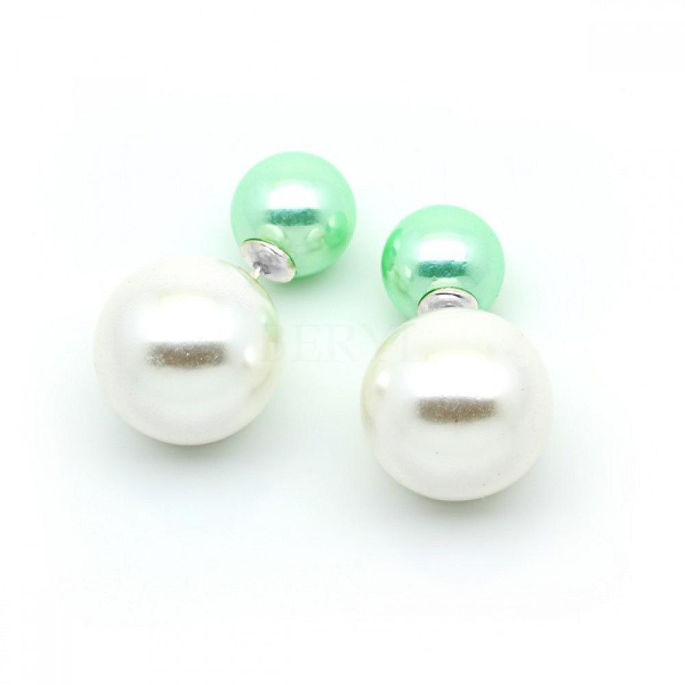 kolczyki perla