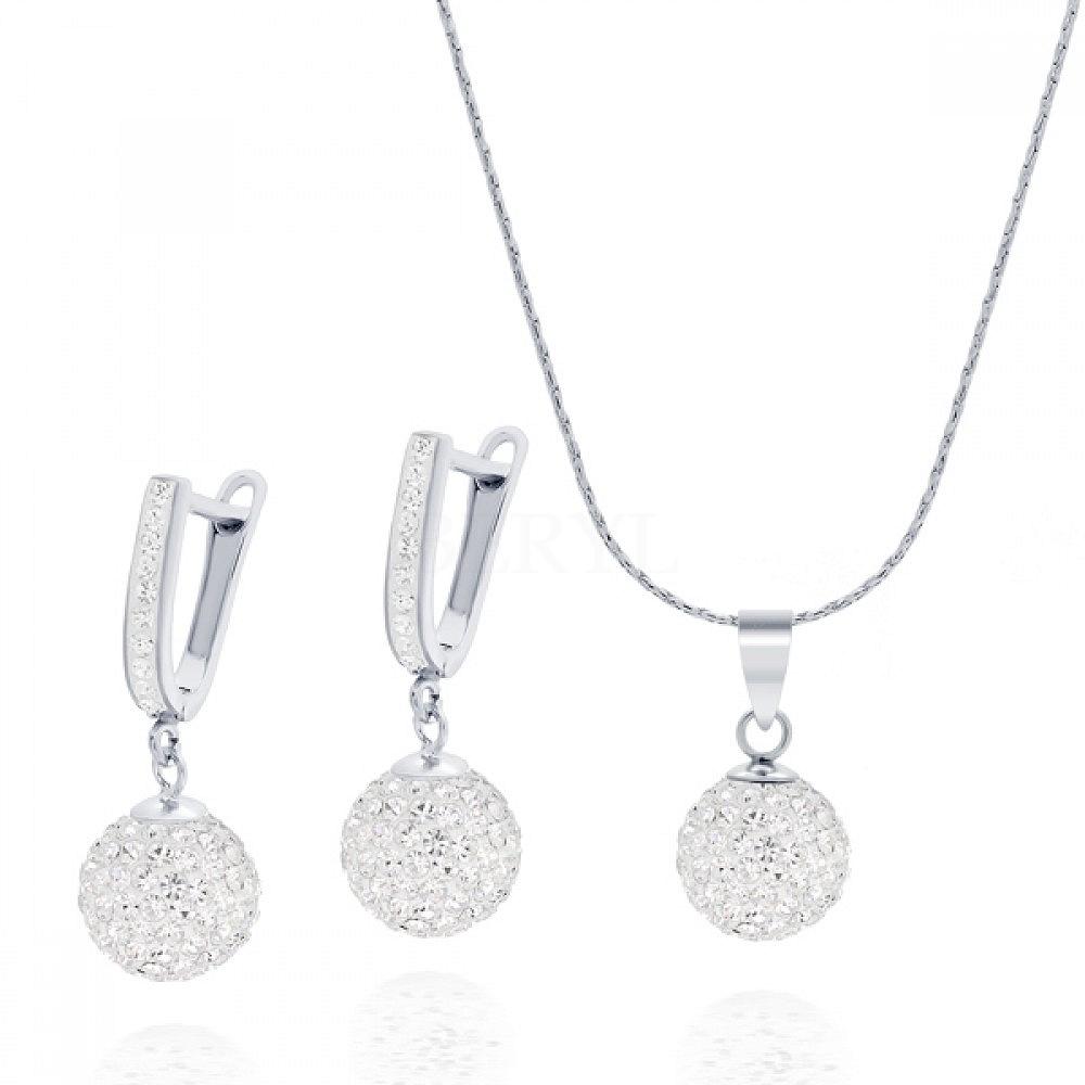 Swarovski Komplet Crystal Beads