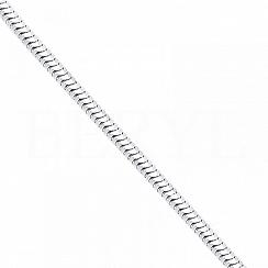 Łańcuszek 42 cm Srebro 925