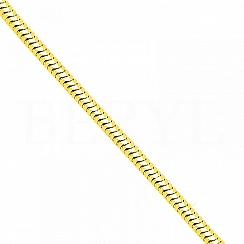 Łańcuszek 45 cm Srebro 925