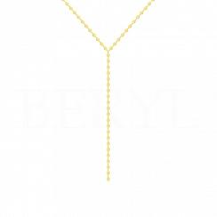 Naszyjnik Krawatka Srebro 925