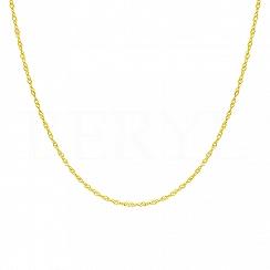 Łańcuszek Złoto