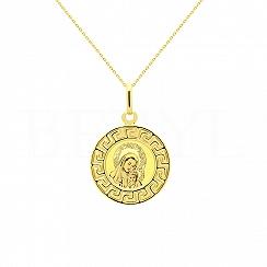 Medalik Złoto