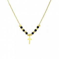 Naszyjnik z Krzyżem Srebro 925
