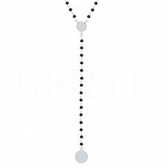 Naszyjnik 110 cm Srebro 925